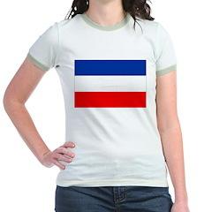 Yugoslavia Flag T