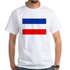 Yugoslavia Flag Shirt