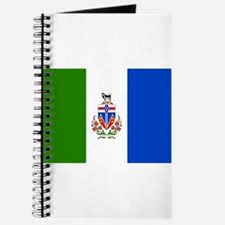 Yukon Territories Flag Journal