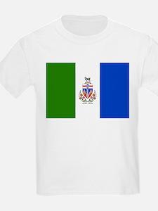 Yukon Territories Flag T-Shirt
