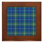Tartan - Inglis Framed Tile