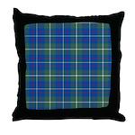 Tartan - Inglis Throw Pillow