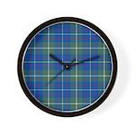 Tartan - Inglis Wall Clock