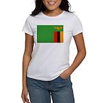 Zambia Flag Women's T-Shirt