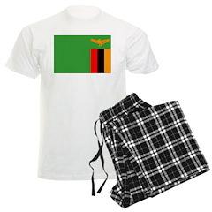 Zambia Flag Pajamas