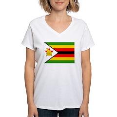 Zimbabwe Flag Shirt