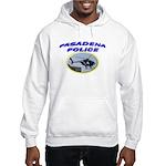 Pasadena Police Helicopter Hooded Sweatshirt