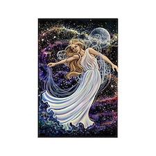 Celestial Fairy Rectangle Magnet