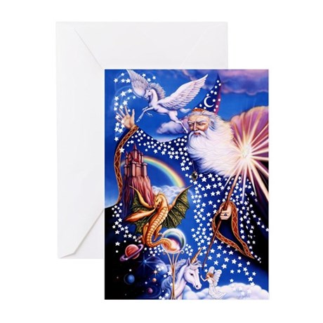 Wizard Greeting Cards (Pk of 10)