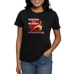 Stop The War On Women Latino Women's Dark T-Shirt