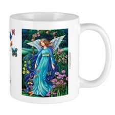 Garden Angel Small Mug