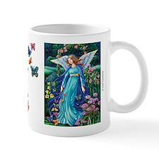 Garden Angel Small Small Mug