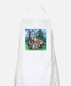 Forest Family Apron