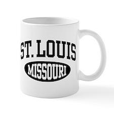 St. Louis Missouri Mug