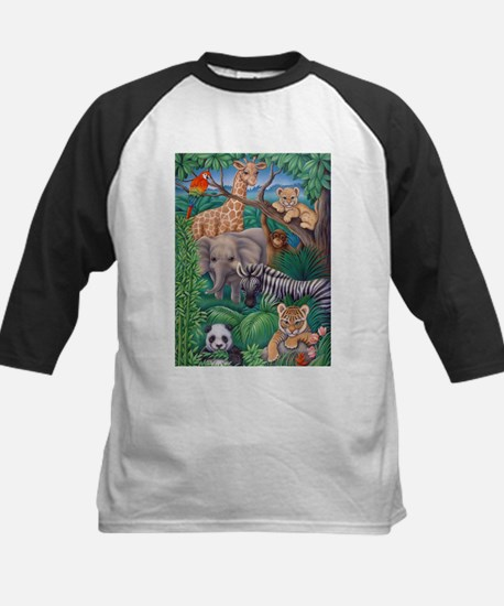 Animal Kingdom Kids Baseball Jersey