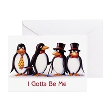 Gotta Be Me Greeting Cards (Pk of 20)