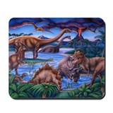 Dinosaur Classic Mousepad