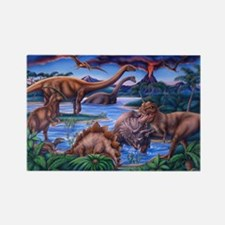 Dinosaurs_23x35 Magnets