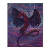 Dragon Throw Blankets