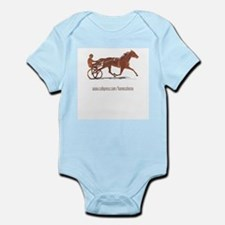 www Harness Horse Infant Creeper