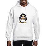GLBT Penguin Hooded Sweatshirt