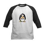 GLBT Penguin Kids Baseball Jersey