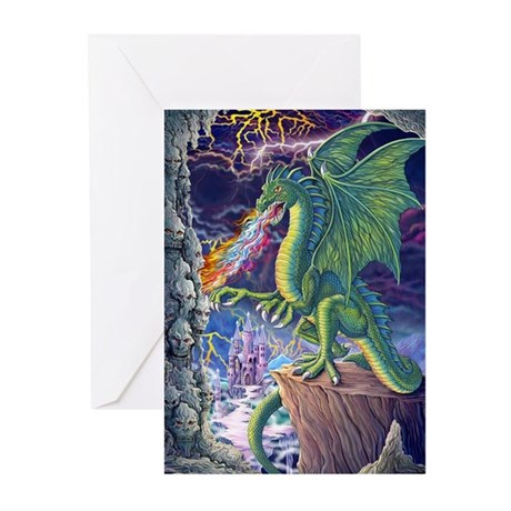 Dragon's Lair 5x7 Cards (Pk of 10)