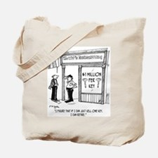 Sell One & I Can Retire Tote Bag