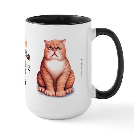 Smiling Large Mug