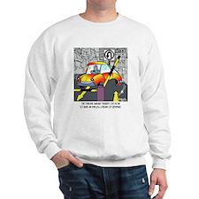 An Endless Stream of Parking Revenue Sweatshirt