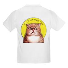My Many Moods Kids T-Shirt