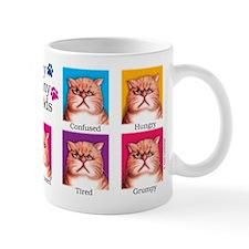 My Many Moods Mug
