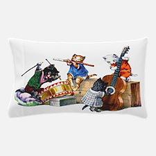 Jazz Cats Pillow Case