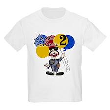 Clown Look Whos 2 T-Shirt
