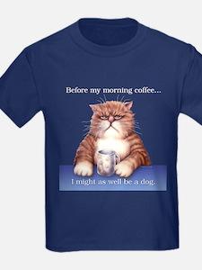 Coffee Cat T
