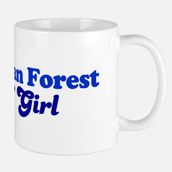 Norwegian Forest Cat Loving G Mug