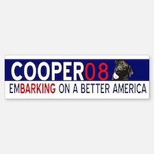 Cooper08 Campaign Sticker Released!