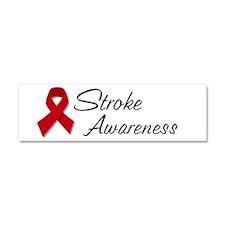 Stroke Awareness Car Magnet 10 x 3