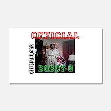 Official Bobby G Car Magnet 20 x 12