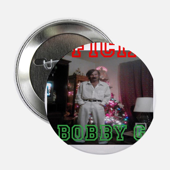 """Official Bobby G 2.25"""" Button (10 pack)"""