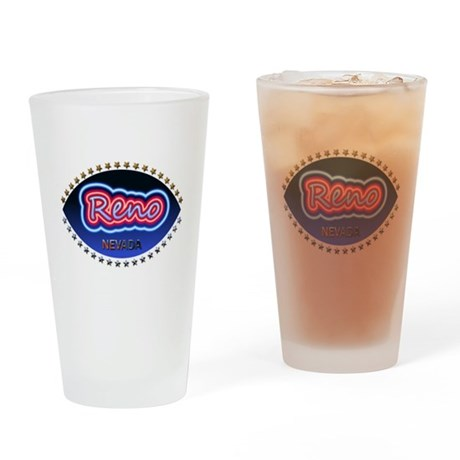 Reno Drinking Glass