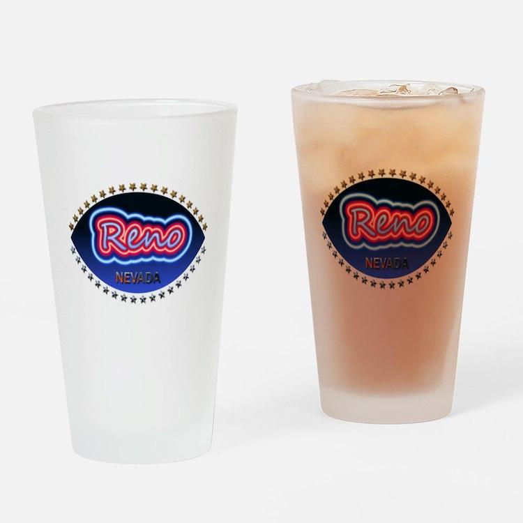 Reno Drinking Glass
