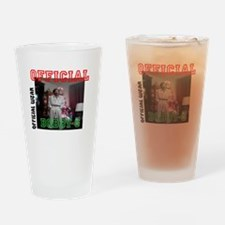 Official Bobby G Drinking Glass