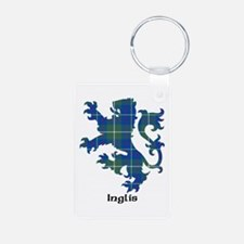 Lion - Inglis Keychains