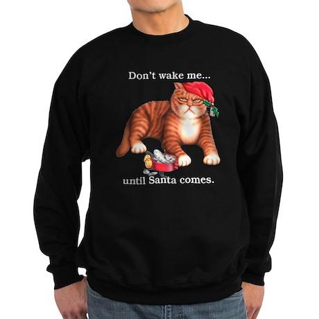 Don't Wake Me Sweatshirt (dark)