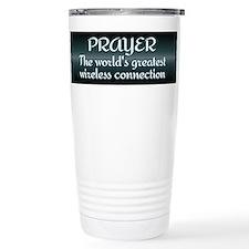 Prayer - World's Greatest Wir Thermos Mug