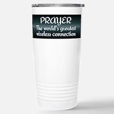 Prayer - World's Greatest Wir Travel Mug