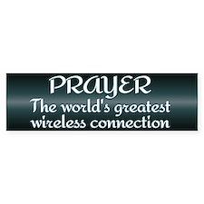 Prayer - World's Greatest Wir Stickers