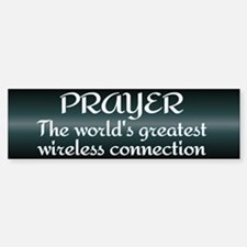 Prayer - World's Greatest Wir Stickers