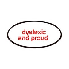 Cute Dyslexia Patches
